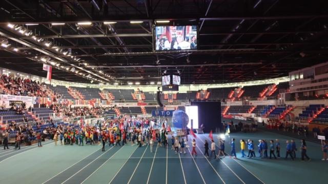 Ceremonia de Inauguración del Mundial Máster en PC, Torun (Polonia)