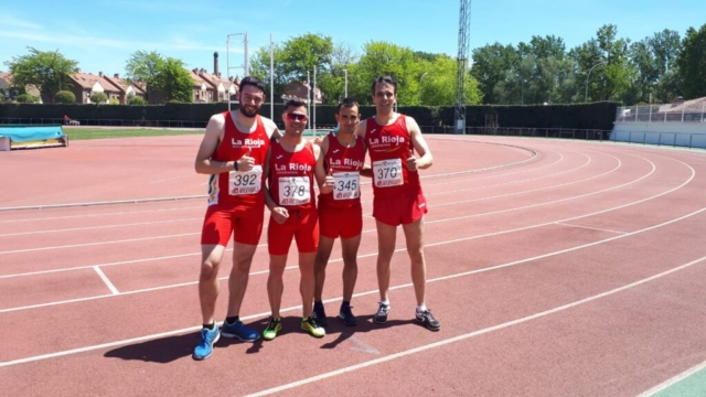 Equipo 4x400