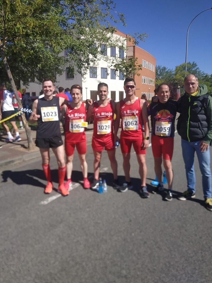 1068-David Bartolomé 1029-Santiago García 1062 -Borja Ruiz 1059-Gustavo Santos